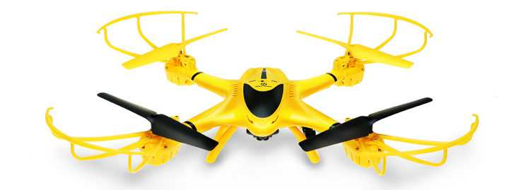 Holy Stone X401H X401H-V2 RC Quadcopter