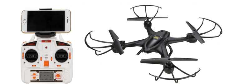 Holy Stone X400C FPV RC Quadcopter