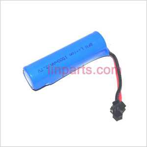 H227-25 Spare Parts: Battery (3.7V 1500mAh Black SM plug)