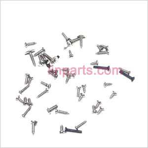H227-25 Spare Parts: screws pack set
