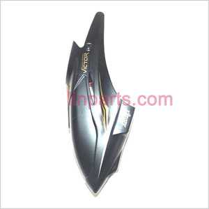 H227-25 Spare Parts: Head cover\Canopy(V2)