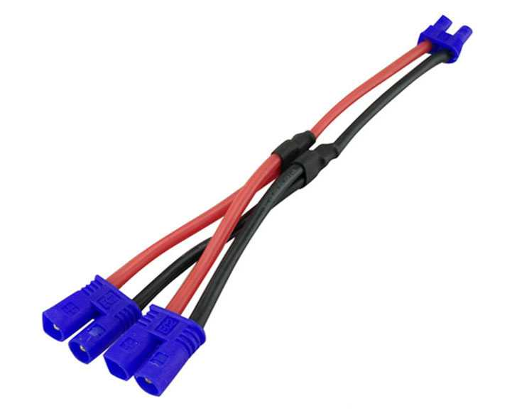 Hubsan X4 FPV Brushless H501S RC Quadcopter Spare Parts: Battery Parallel Cable EC2 Plug
