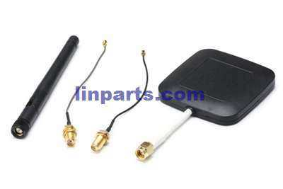 JJRC H29 H29C H29W H29G RC Quadcopter Spare Parts: 5.8Ghz 14dBi Panel Antenna 2.4GHz 3dBi Antenna