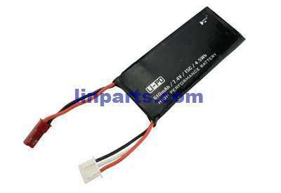 Hubsan X4 H502S RC Quadcopter Spare Parts: Battery 7.4V 610mAh