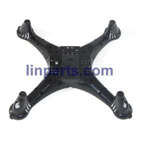 JJRC H10 2.4G 4CH 6 Axis Gyro With 2.0MP Camera 3D Flip RC Quadcopter RTF Spare Parts: Lower cover