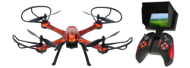 JJRC H11D RC Quadcopter
