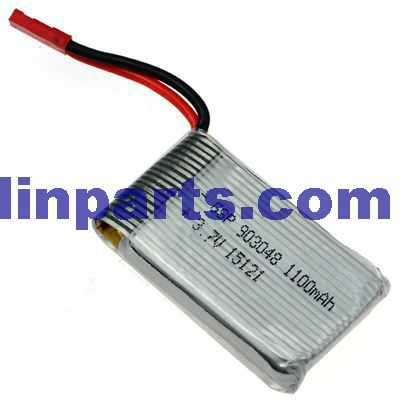 JJRC H11WH RC Quadcopter Spare Parts: Battery 3.7V 1100mAh