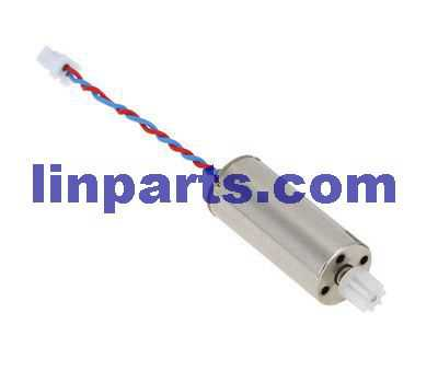 JJRC H11C RC Quadcopter Spare Parts: Main motor (Red-Blue wire)