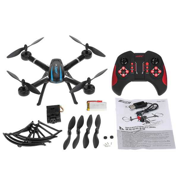 JJRC H11C 2.4G 4CH 6Axis One Key Return RC Quadcopter RTF