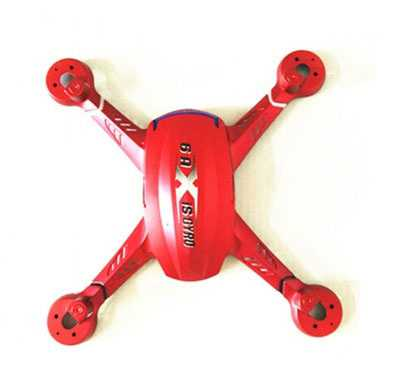 JJRC H12C H12W Headless Mode One Key Return RC Quadcopter With 3MP Camera Spare Parts: Upper cover (Red)
