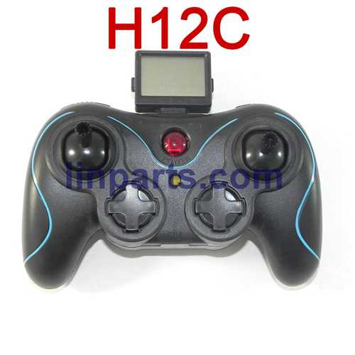JJRC H12C H12W Headless Mode One Key Return RC Quadcopter With 3MP Camera Spare Parts: Transmitter(H12C)