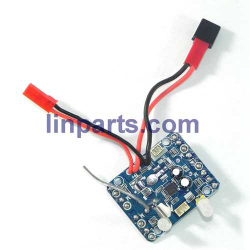 JJRC H12C H12W Headless Mode One Key Return RC Quadcopter With 3MP Camera Spare Parts: PCB/Controller Equipement
