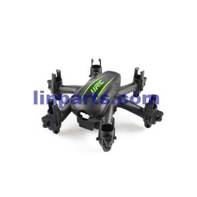 JJRC H20W RC Hexacopter Spare Parts: Upper and lower cover (Black + Green)
