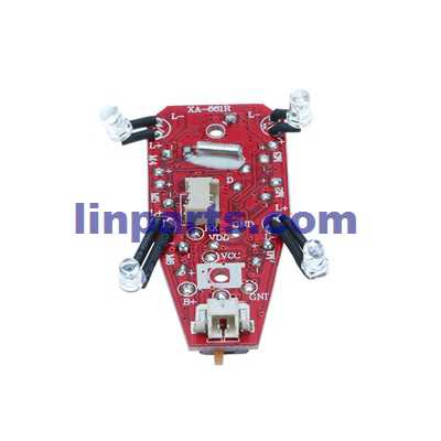 JJRC H20W RC Hexacopter Spare Parts: PCB/Controller Equipement