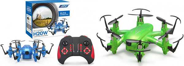 JJRC H20W RC Hexacopter