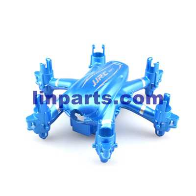 JJRC H20W RC Hexacopter Spare Parts: Upper and lower cover (Blue)