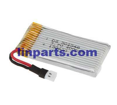 3.7V 400mAh Battery (Air-to-air plug)