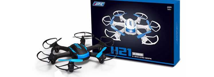 JJRC H21 RC Quadcopter