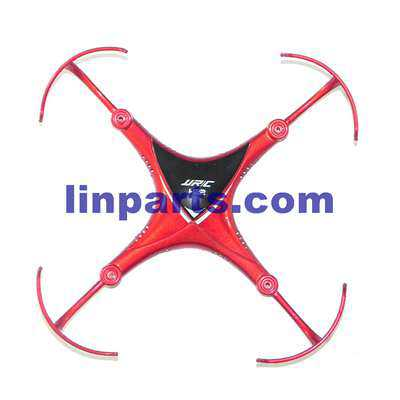 JJRC H22 RC Quadcopter Spare Parts: Upper cover (Red)