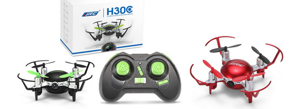 JJRC H30C RC Quadcopter