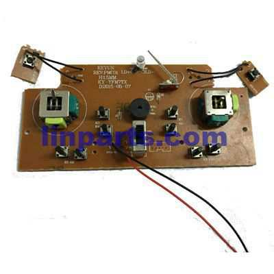 JJRC H31 H31-2 H31-3 H31-W RC Quadcopter Spare Parts: Transmitter Circuit board