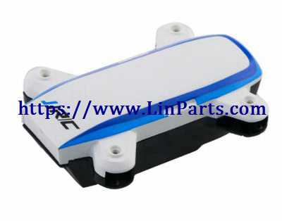 JJRC H345 Mini RC Quadcopter Spare Parts: Upper Cover[White] + Lower Cover