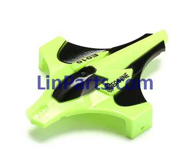 JJRC H36 RC Quadcopter Spare Parts: Upper cover[Green]