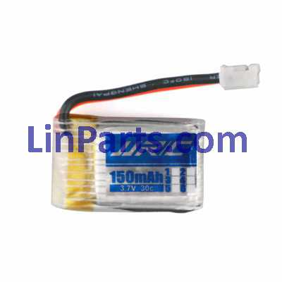 JJRC H36 RC Quadcopter Spare Parts: Battery 3.7V 150mAh
