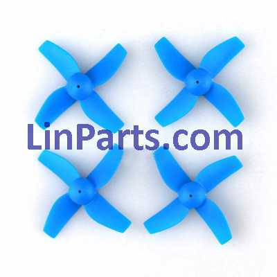 JJRC H36 RC Quadcopter Spare Parts: Main blades[Blue]