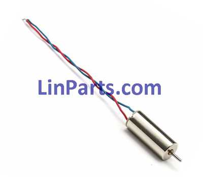 JJRC H36 RC Quadcopter Spare Parts: Main motor (Red-Blue wire)