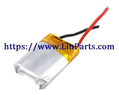 JJRC H49 Drone Spare Parts: 3.7V 250mAh Battery
