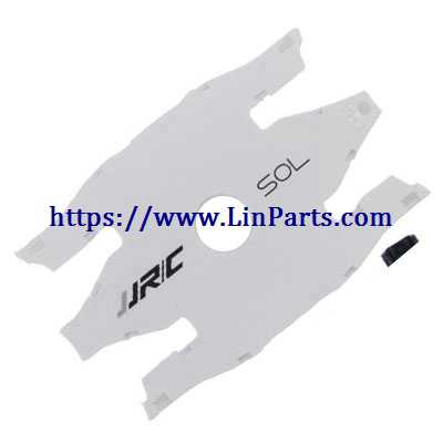 JJRC H49 Drone Spare Parts: Upper cover[White]