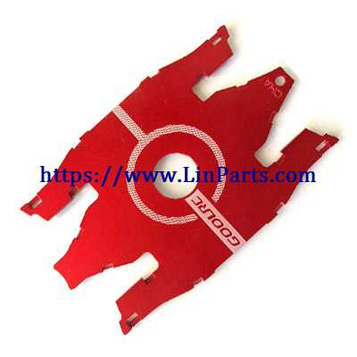 JJRC H49 Drone Spare Parts: Upper cover[Red]
