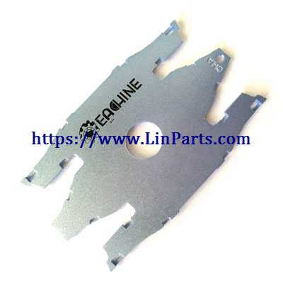 JJRC H49 Drone Spare Parts: Upper cover[Silver]
