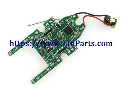 JJRC H49 Drone Spare Parts: Receiver Receiving board