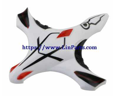 JJRC H56 RC Quadcopter Spare Parts: Upper cover[White]