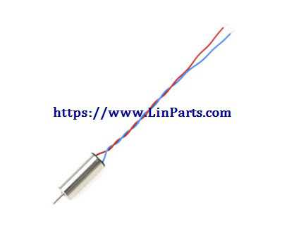 JJRC H56 RC Quadcopter Spare Parts: Main motor (Red/Blue wire)