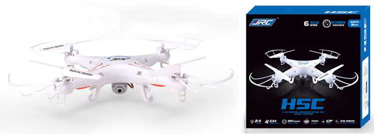 JJRC H5C RC Quadcopter