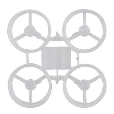 JJRC H67 RC Quadcopter Spare Parts: Main frame[White]