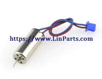 JJRC H67 RC Quadcopter Spare Parts: Main motor (Red Blue wire)