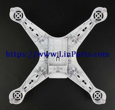 JJRC H68 Drone Spare Parts: Lower cover[White]