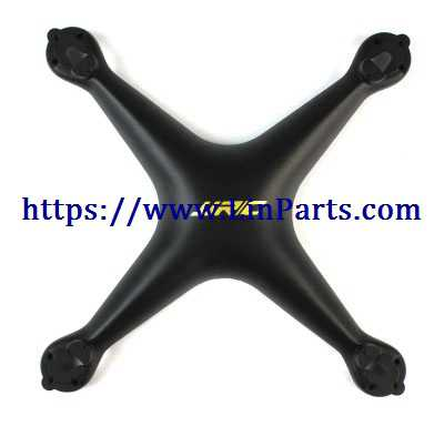 JJRC H68 Drone Spare Parts: Upper cover[Black]