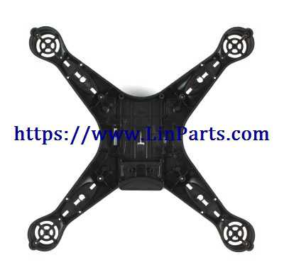 JJRC H68 Drone Spare Parts: Lower cover[Black]