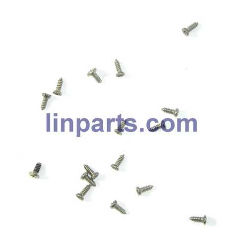 JJRC H6W RC Quadcopter Spare Parts: screws pack set