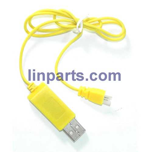 JJRC H6W RC Quadcopter Spare Parts: USB charge line