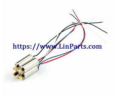 JJRC H78G RC Quadcopter Spare Parts: Main motor set [1 forward + 1 reverse]