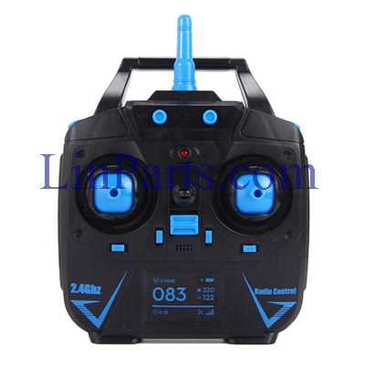 JJRC H98 RC Quadcopter Spare Parts: Remote Control/Transmitter