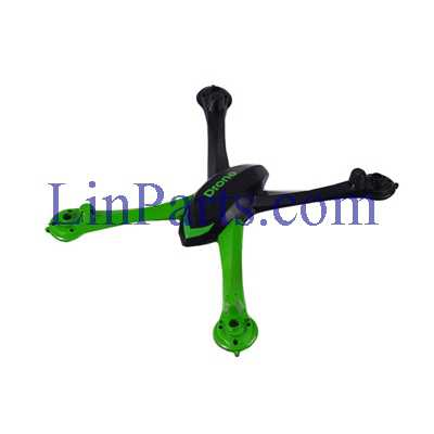 JJRC H98 RC Quadcopter Spare Parts: Upper cover[Green]