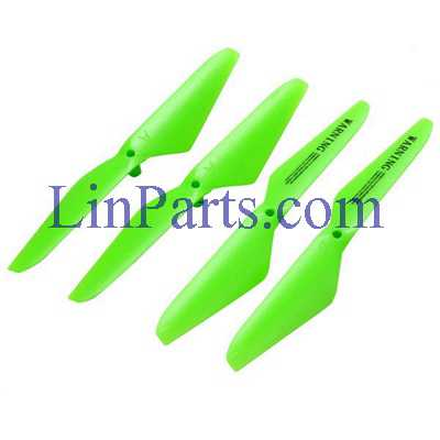 JJRC H98 RC Quadcopter Spare Parts: Main blades propellers