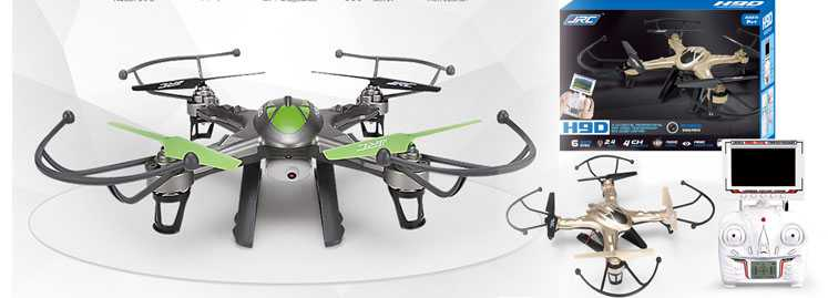 JJRC H9D RC Quadcopter